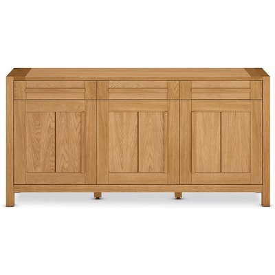 Sonoma 3-Door Sideboard
