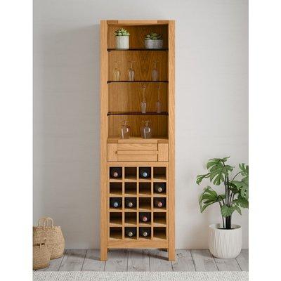 Sonoma™ Wine Rack brown