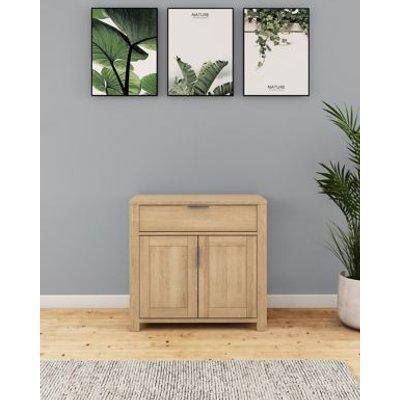 M&S Cora 2 Door Sideboard - Natural, Natural