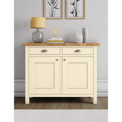 Padstow 2-Door Sideboard Cream