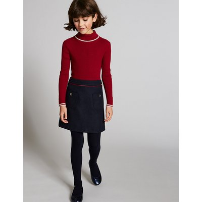 Autograph Skirt with Wool (3-16 Years)