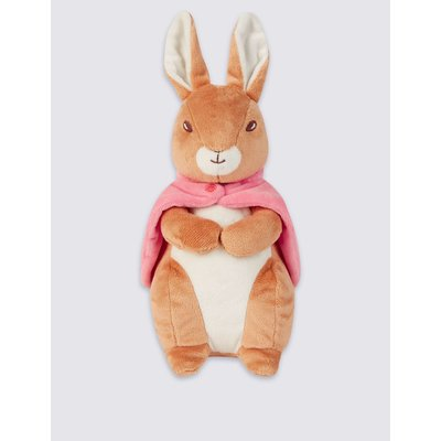 Peter Rabbit™ Flopsy Soft Toy pink