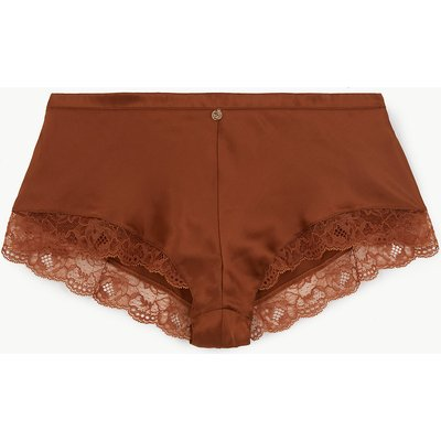 Rosie for Autograph Silk & Lace French Knickers