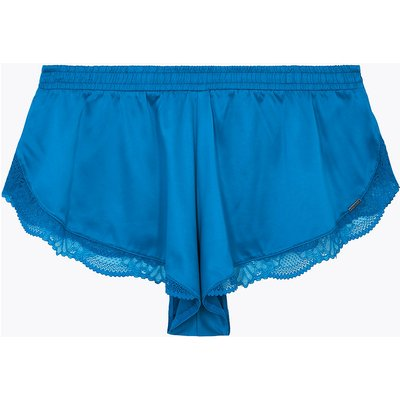 Autograph Satin & Lace French Knickers