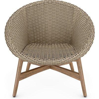Capri Teak Chair