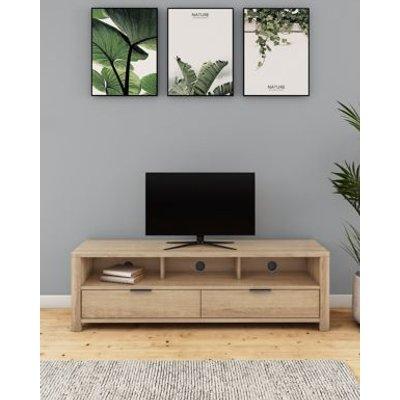 M&S Cora TV Unit - Natural, Natural