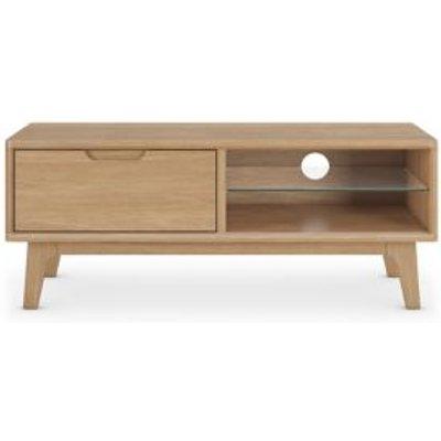 M&S Nord TV Unit - 1SIZE - Walnut, Walnut,Oak