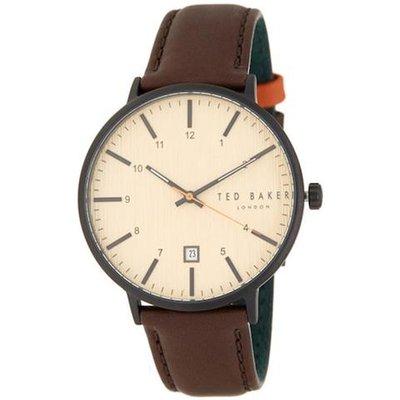 Ted Baker Men  39 s Harris Black Ion Plated Watch   TE50080002 - 843218076890