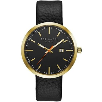 Ted Baker Men  39 s Jack Gold Plated Watch   10031562 - 843218053372