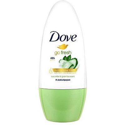 Dove Go Fresh Cucumber Roll On 50ml