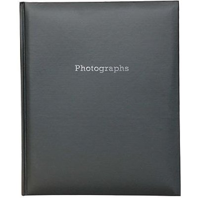 5052282043713 | Boots Black Self Adhesive Photo Album 6x4  200 Photos