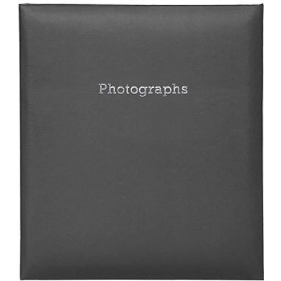 5052282043720 | Boots Black Slip In Photo Album 7x5  140 Photos