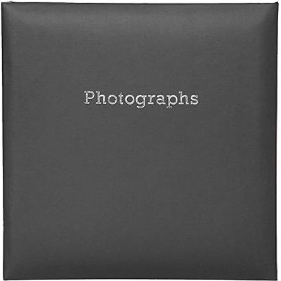 5052282043737 | Boots Black Slip In Photo Album 6x4  140 Photos