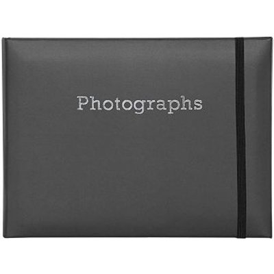 5052282043744 | Boots Black Slip In Photo Album 7x5  24 Photos