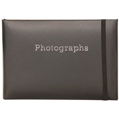 5052282043751 | Boots Black Slip In Photo Album 6x4  24 Photos