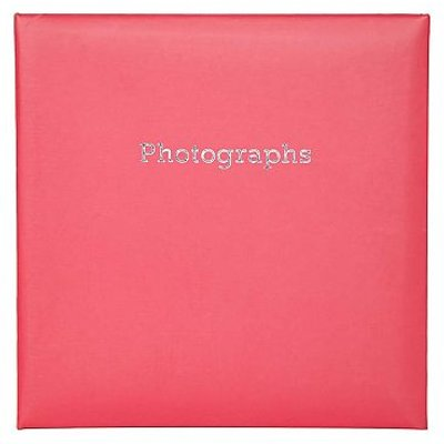 5052282043836 | Red Slip In Photo Album 6x4   140 Photos