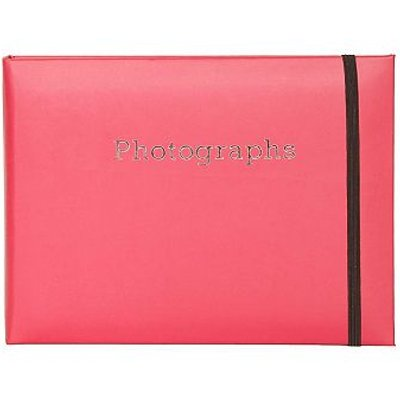 5052282043843 | Red Slip In Photo Album 7x5   24 Photos