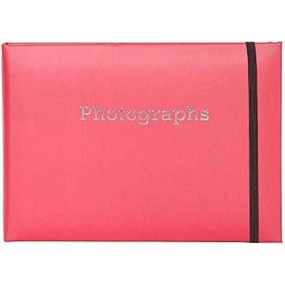 5052282043850 | Red Slip In Photo Album 6x4   24 Photos