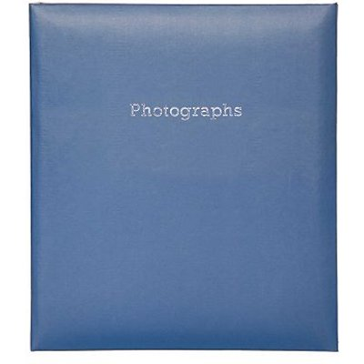 5052282043775 | Boots Navy Blue Slip In Photo Album 7x5  140 Photos