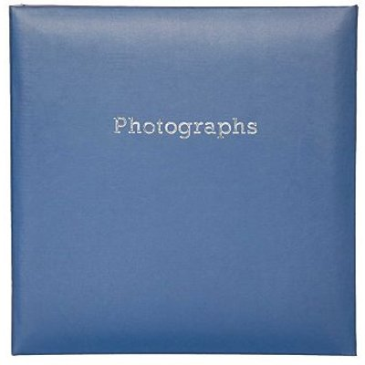 5052282043782 | Boots Navy Blue Slip In Photo Album 6x4  140 Photos