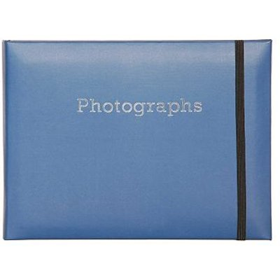 5052282043799 | Boots Navy Blue Slip In Photo Album 7x5  24 Photos