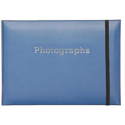 5052282043805 | Boots Navy Blue Slip In Photo Album 6x4  24 Photos
