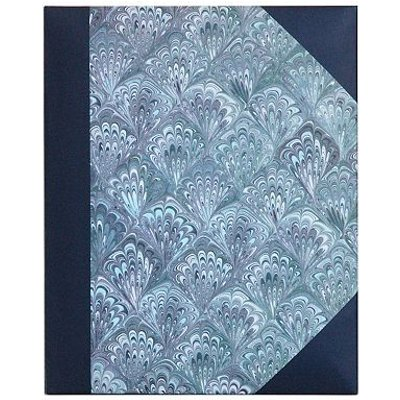 5052282058236   Blue Marble Slip In Photo Album 7x5   72 photos