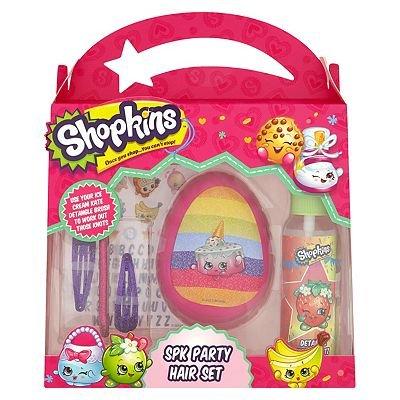 Shopkins Party Hair Set - 5022545096244