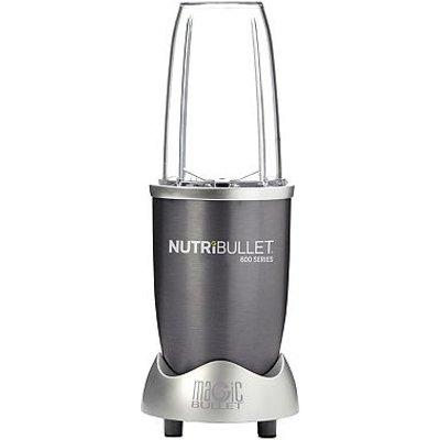 Nutribullet 600 Series 8 Piece Set   Graphite - 5060191467346