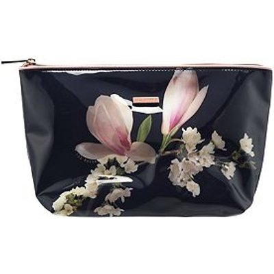 5045098115842  Ted Baker ladies large cosmetic bag pvc Autumn Winter 18 fb62a34249