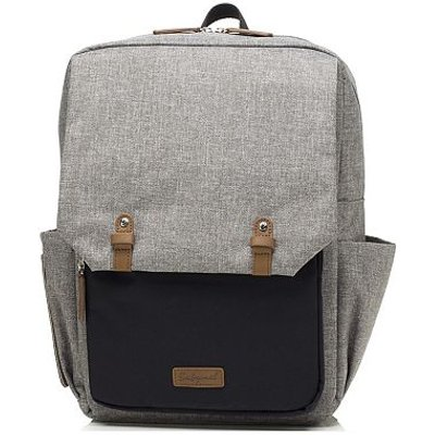 Babymel George changing bag   Grey Black - 5060521021989