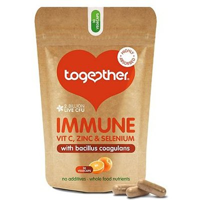 Together Immune Complex Food Supplement 30 vegcaps
