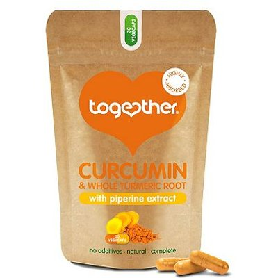 Together Curcumin and Turmeric Complex 30 vegecaps