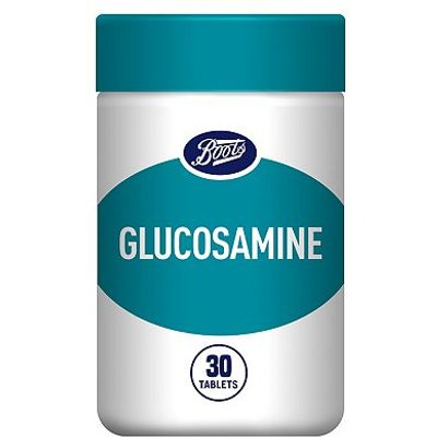Boots Glucosamine Sulphate - 30 Tablets