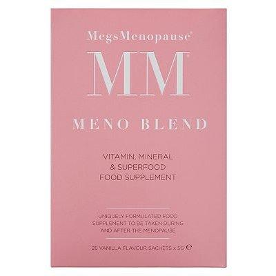 MegsMenopause Meno Blend - 28 Vanilla Flavour Sachets