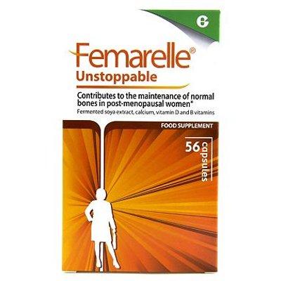 Femarelle Unstoppable - 56 Capsules