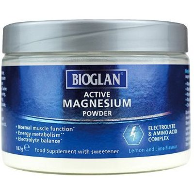Bioglan Active Magnesium Powder 182g