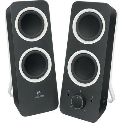 LOGITECH  Z200 Multimedia 2 0 PC Speakers - 50992060487615