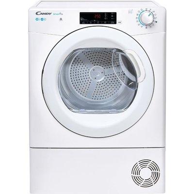 HOOVER Smart Pro CSOE C10TG WiFi-enabled 10 kg Condenser Tumble Dryer - White, White