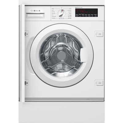 Serie 8 WIW28500GB Integrated 8 kg 1400 Spin Washing Machine