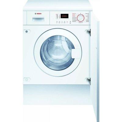 BOSCH Serie 4 WKD28352GB Integrated 7 kg Washer Dryer