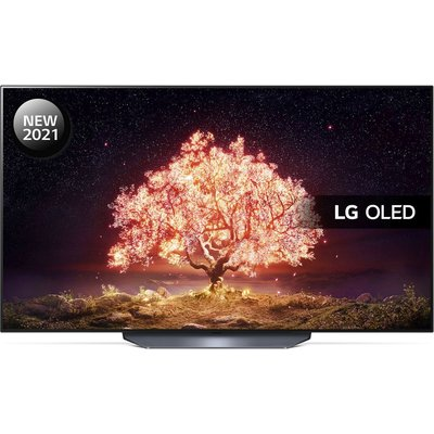 "77"" LG OLED77B16LA  Smart 4K Ultra HD HDR OLED TV with Google Assistant & Amazon Alexa"