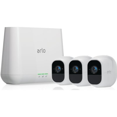 ARLO Pro 2 1080p Full HD Wireless Security Cameras - Triple Pack