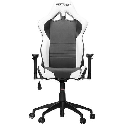VERTAGEAR Racing S-Line SL2000 Gaming Chair - White, White