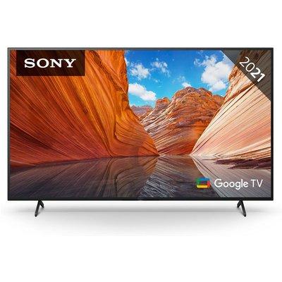 "75"" SONY BRAVIA KD75X81JU  Smart 4K Ultra HD HDR LED TV with Google TV & Assistant"