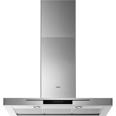 Aeg X56143MD0 Chimney Cooker Hood   Stainless Steel  Stainless Steel - 7332543141449