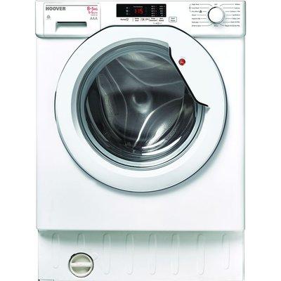 HOOVER HBWD 8514S-80 Integrated 8 kg Washer Dryer