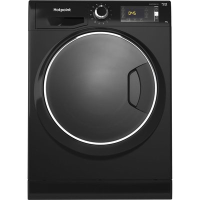 HOTPOINT ActiveCare NLLCD 1064 DGD AW UK N WiFi-enabled 10 kg 1600 Spin Washing Machine - Dark Grey, Grey