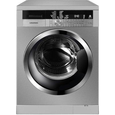 GRUNDIG GWN48430C Washing Machine - Stainless Steel, Stainless Steel