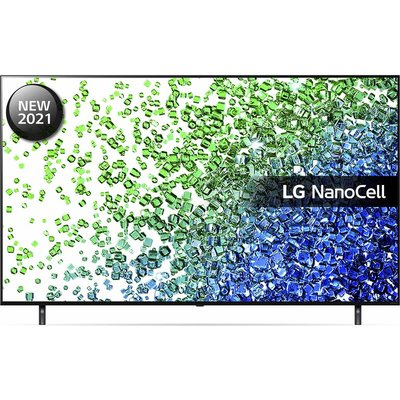 "65"" LG 65NANO806PA  Smart 4K Ultra HD HDR LED TV with Google Assistant & Amazon Alexa"